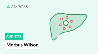 Morbus Wilson - Pathophysiologie, Laborparameter - AMBOSS Auditor
