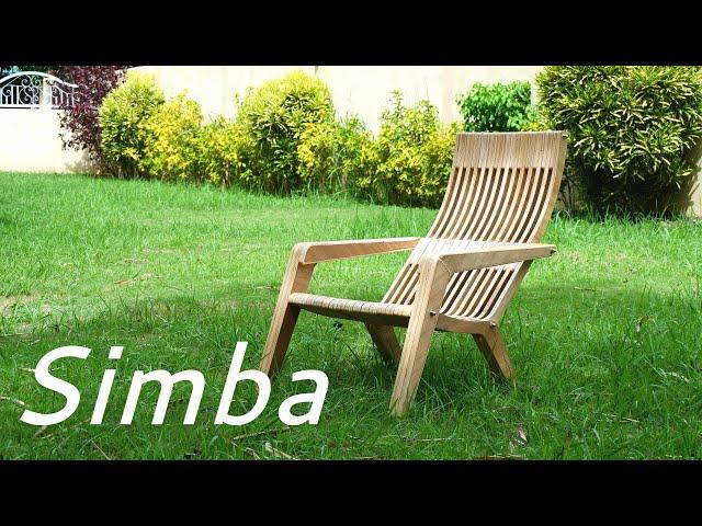 Simba Simple Step 5: Assembling