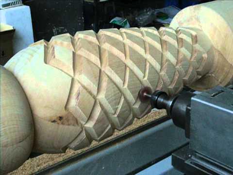 ARC CNC Torna Ağaç İşleme