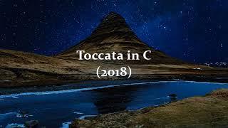 Carson Cooman — Toccata in C (2018) for organ
