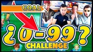 EL RETO DE ... ¡¡¿¿LOS 100 GOLES??!! (clickbait) ft. Shinbu, AxelRider44 y TheSoulks