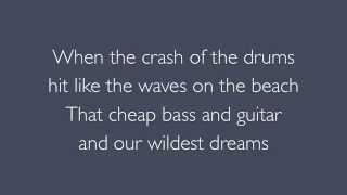 Garageland Bon Jovi lyrics
