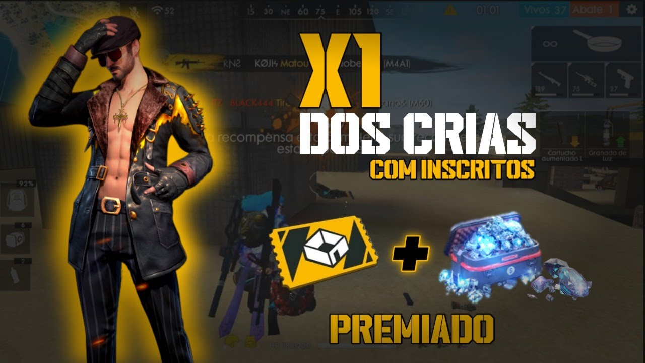 🔥 BOOYAH + 5 KILL = CAIXA DE ARMA 🔥 AVATAR DO FORD 🔥 FREE FIRE 🔥 AO VIVO 🔥 LIVE ON 🔥 #2K 🔥
