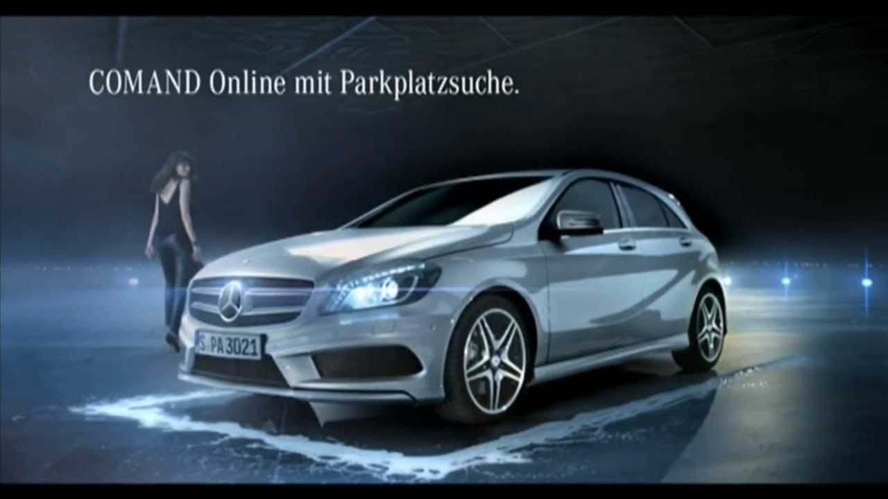 mercedes benz die neue a klasse werbung 2012 youtube. Black Bedroom Furniture Sets. Home Design Ideas