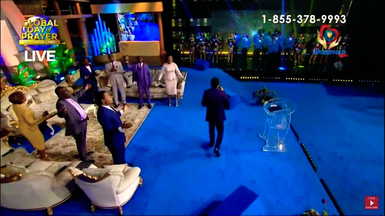 Download Pastor Chris Oyakhilome sings - Great is thy faithfulness