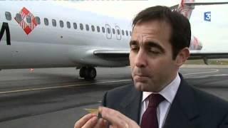 Volotea, nouvelle compagnie aérienne à Nantes