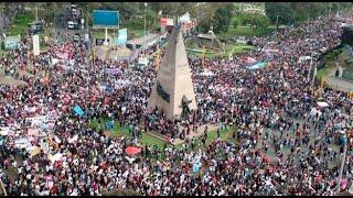 Ni una menos: convocan gran marcha este 25 de noviembre