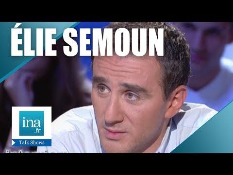 Interview sans intérêt de Elie Semoun - Archive INA