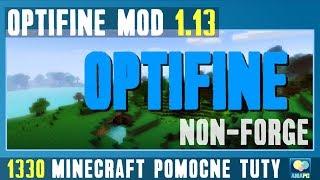 OptiFine 1.13 - Jak zainstalować moda - PL Instalacja moda do Minecraft 1.13