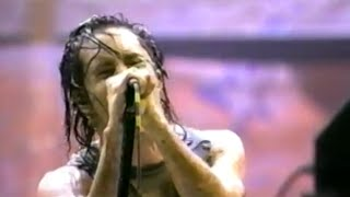 Nine Inch Nails - Closer Recorded Live: 8/13/1994 - Woodstock 94 - ...