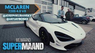 De vetste customized McLaren van Nederland??? // Auto van Joseph Klibansky