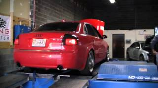 A4 B6 1.8t Big Turbo Dyno Run 1