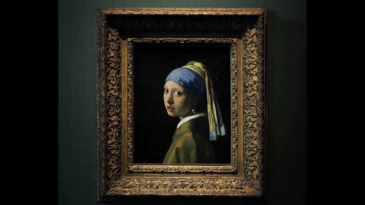 Exhibition On Screen: Girl With A Pearl Earring