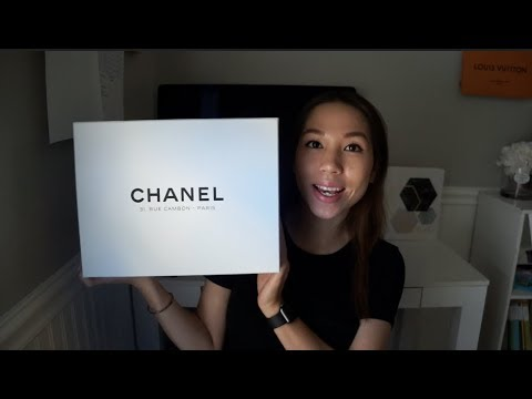 78289f12d82f UNBOXING: CHANEL CHEVRON STATEMENT BAG STYLES BY NGOC