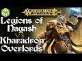 Legions of Nagash vs Kharadron Overlords Age of Sigmar Battle Report - War of the Realms Ep 228