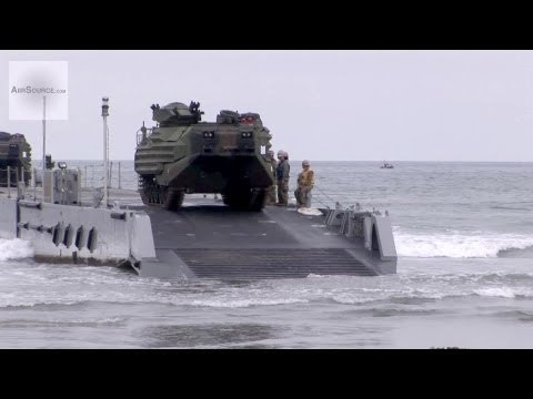 Maritime Prepositioning Force (MPF) Training & Offload AAV
