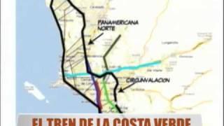 El tren de la Costa Verde