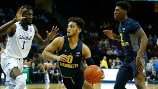 Marquette at Seton Hall | Highlights