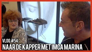 KRAB BIJ KAS & MET IMCA BIJ DE KAPPER  - Gerard Joling #VLOG54
