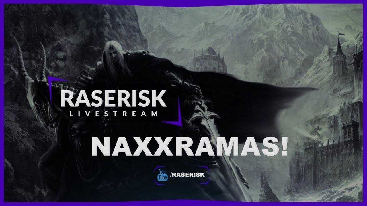 [Scuba Cops] Human Warlock - Naxxramas | Classic WoW Hype Edition