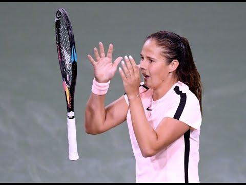 2018 Indian Wells Semifinal | Daria Kasatkina vs. Venus Williams | WTA Highlights