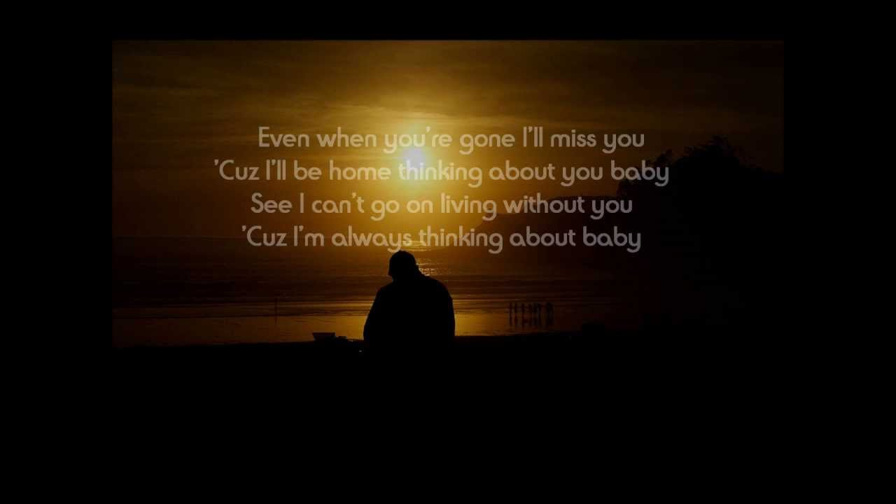 R&b Songs That Say I Miss You