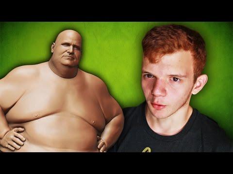 הכי שמן בעולם