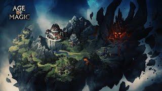 Age of Magic. Фарм на 36 стадий подземелья ужасов