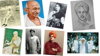 Indian Famous Personalities Slogans