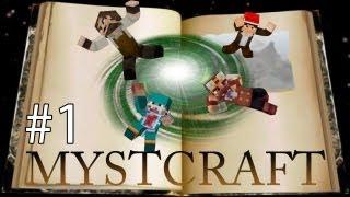 Ftb Toolbox Episode 3: Learning Mystcraft, Part 1