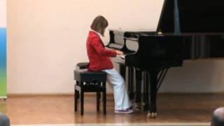 Carl Czerny: Etida op.299 br.11, C-dur - tomaja