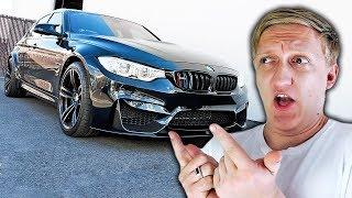 ПОКАТУШКИ НА BMW ПО АМЕРИКЕ - КАК НАС ЧУТЬ НЕ РАССТРЕЛЯЛИ ПО ДОРОГЕ В ЛОС-АНДЖЕЛЕС