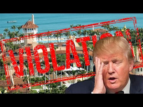 Thumbnail: You May Not Want To Eat At Mar-A-Lago
