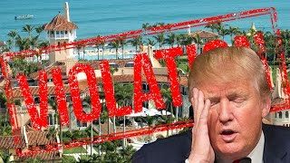 You May Not Want To Eat At Mar-A-Lago