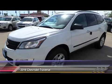 2016 Chevrolet Traverse Odessa TX GJ142410