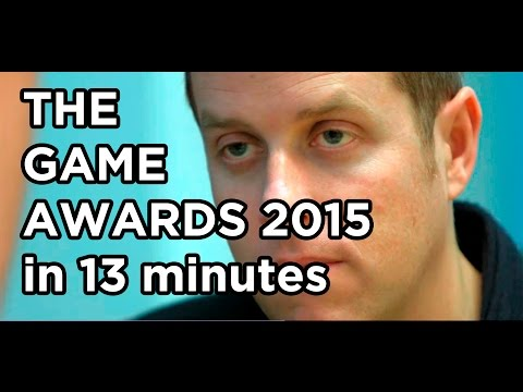 The Game Awards 2015 In 13 Minutes