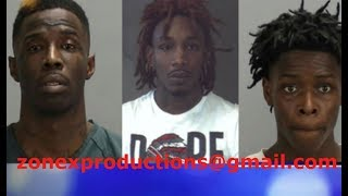 21 Savage Slaughter Gang Members sentenced to 120 yrs for murder&gang activity