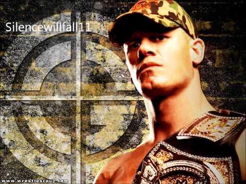 John Cenas Old WWE Theme Song  Basic Thuganomics