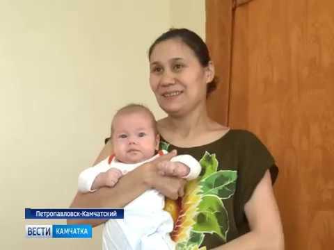 Вести-Камчатка: Сироты получают квартиры