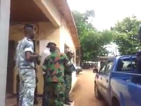 Vidéo de départ de mon ex voisin Amadé Ouérémi