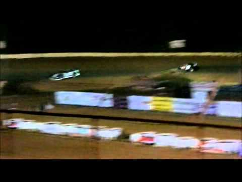 SEC Crate Late Models Feature Race at Flomaton Speedway May 26, 2014