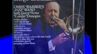 ROCK ISLAND LINE - Chris Barber