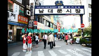 Top 10 tourist attractions seoul in south korea