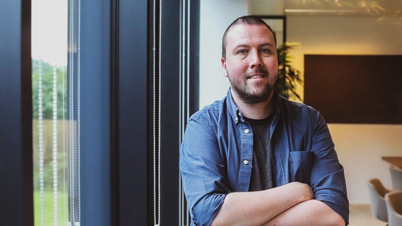 Getuigenis Ruben, Software ontwikkelaar bij TRplus