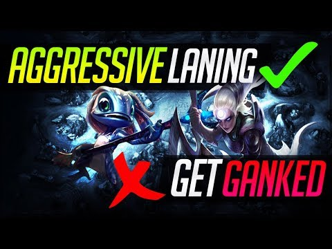 How to PUSH and STOMP Your Lane WITHOUT Dying to Ganks! | Skill Capped