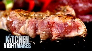 Gordon Disgusted At Deadly Barbecue Meat! | Kitchen Nightmares thumbnail