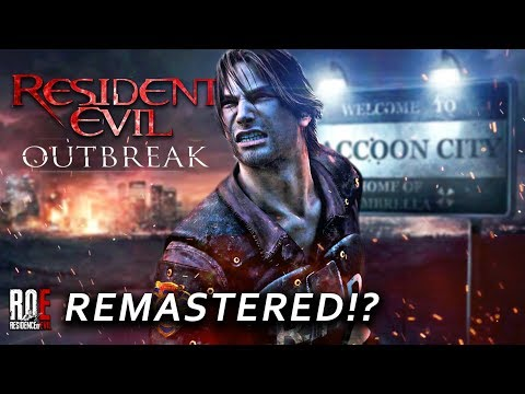 RESIDENT EVIL: OUTBREAK | Should It Be Remastered!?