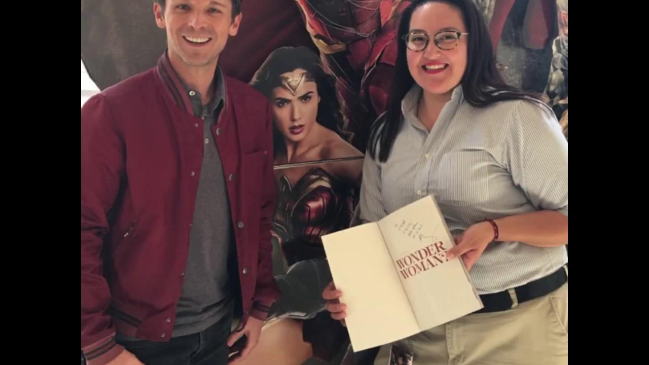 Operation Birthday Wish A Warner Bros Tour Guide Surprise WonderWoman
