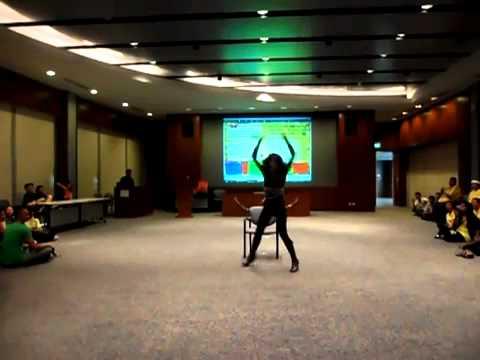 Performance by Niqi Iman (Burlesque Medley)