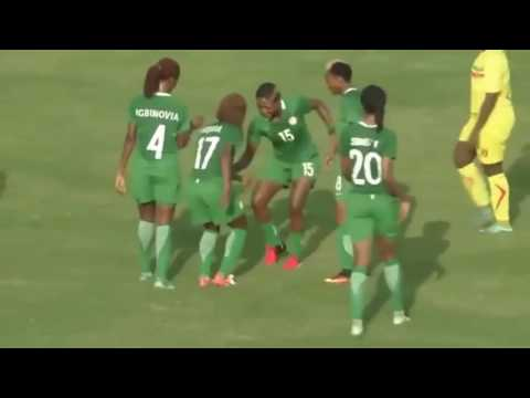 Nigeria -Mali 6-0  Confederation of African Football 21-11-2016